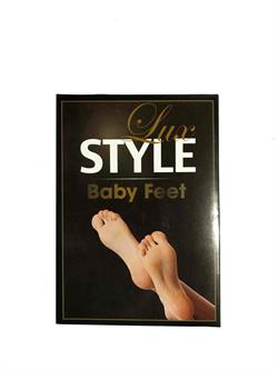 Baby feet - lux style